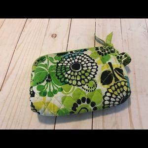 Vera Bradley Limes Up Cosmetic Bag